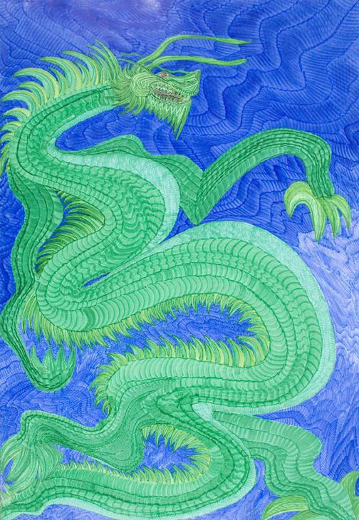 Dragón Figurativo III