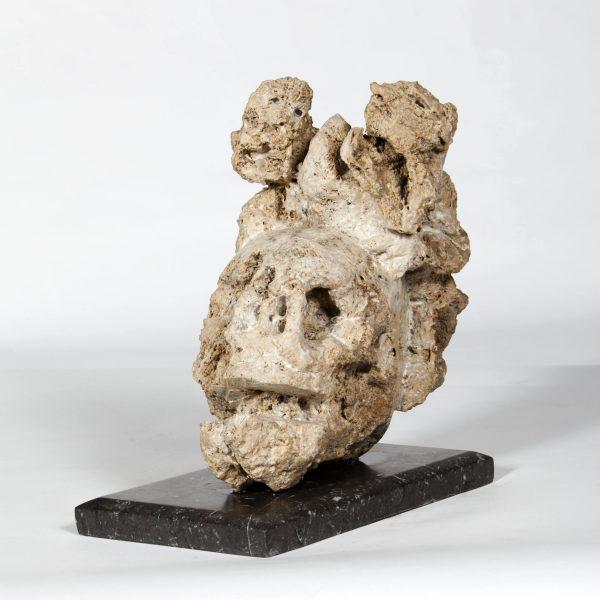Calavera I (frontal)