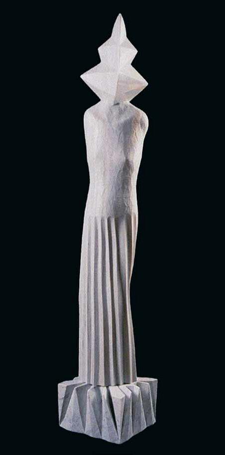Palas Atenea I (frontal)