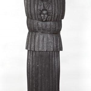 Palas Atenea III (frontal)