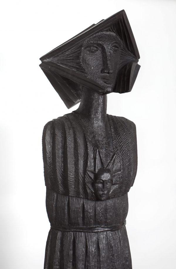 Palas Atenea III (detalle torso)