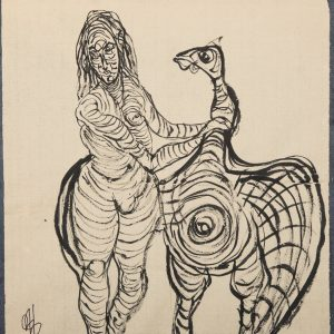 Los Gansos del Capitolio. Ilustración recogida en el BESTIARIUS STEBANENSIS.