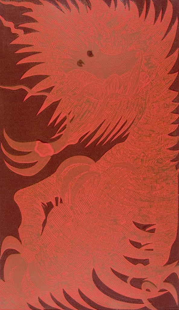 Dragón Joven (teja y ocre)