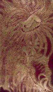 Dragón Viejo (sangre de toro y polvo de oro)