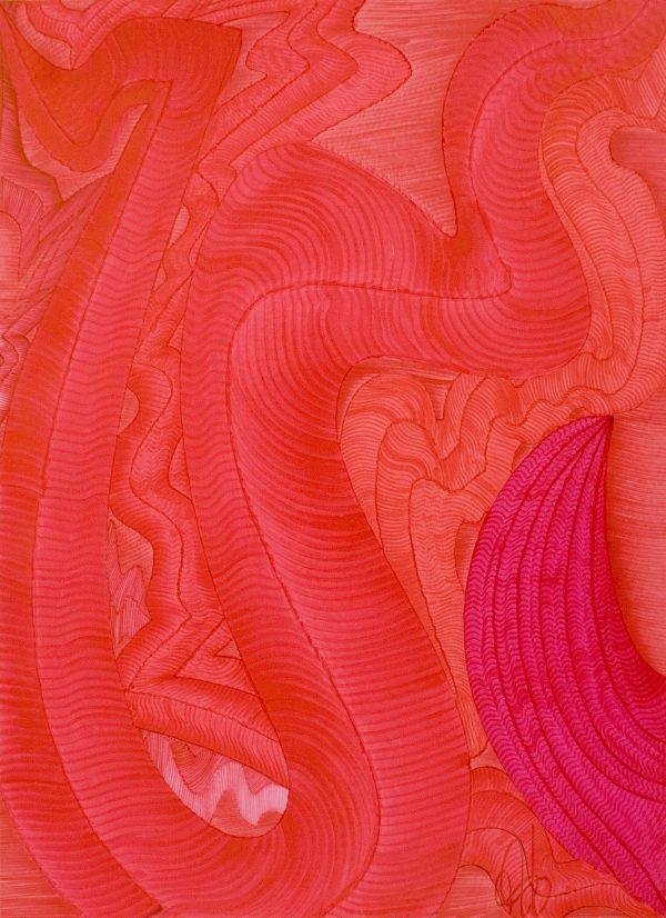 Dragón Abstracto XVI