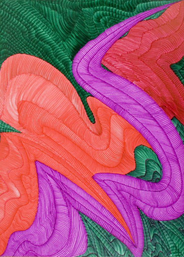 Dragón Abstracto XI