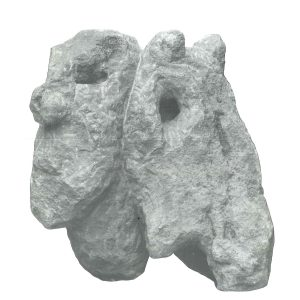 Tres Cabezas II (frontal)