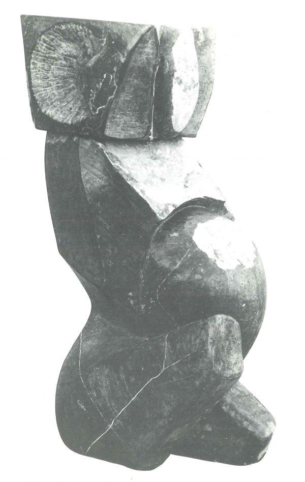 Maternidad I (lateral dcho)