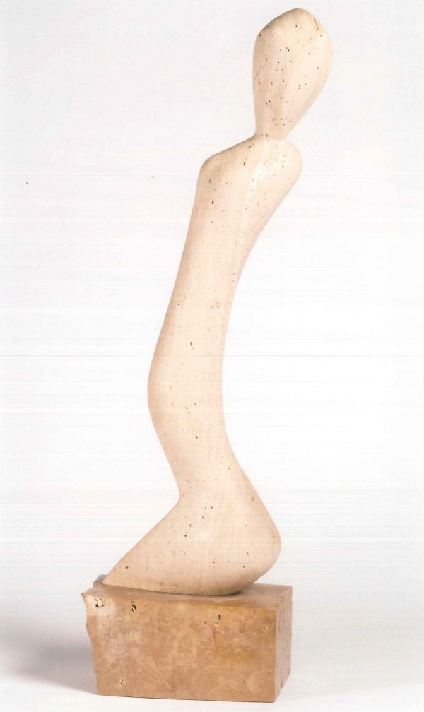 Torso Femenino IV (dcha)
