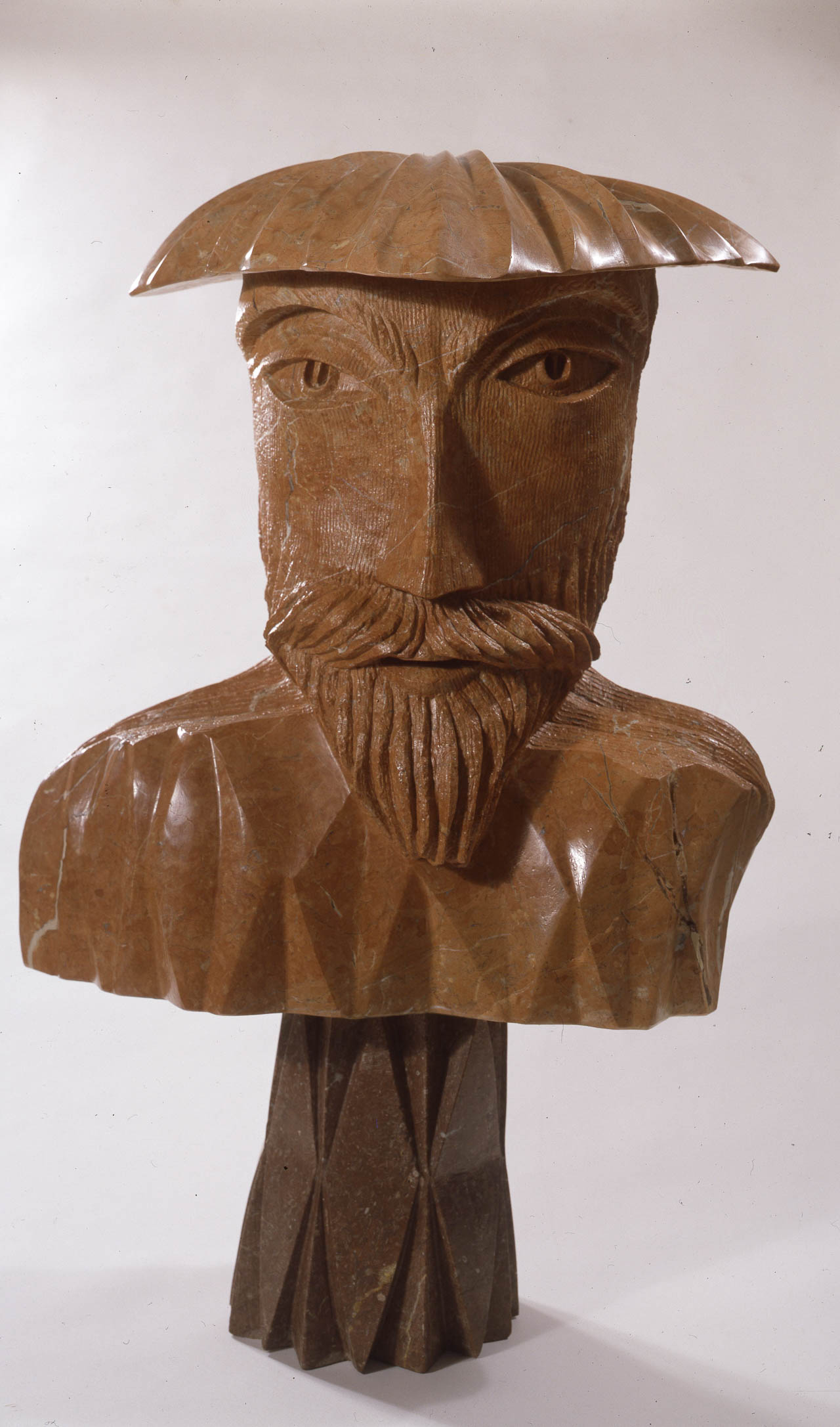 Quijote III (frontal)
