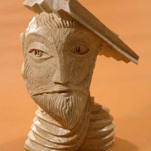Cervantes I (frontal izqda)