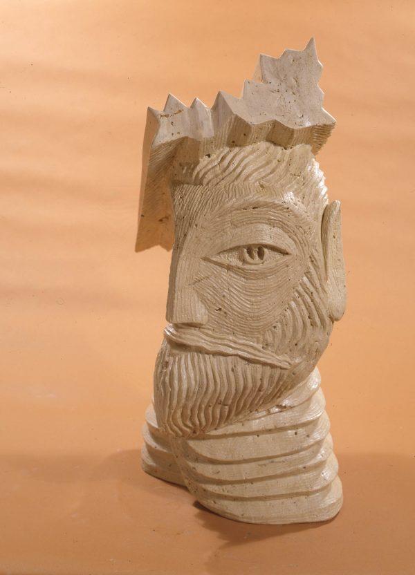 Cervantes I (frontal dcha)