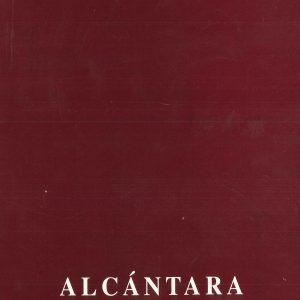 ALCÁNTARA Galería de São Bento (portada)