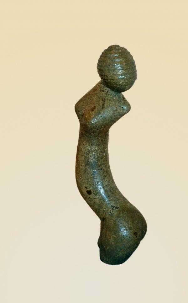 Mujer con Gorro