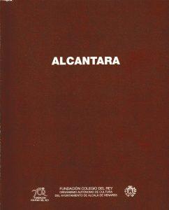 Portada Catálogo Colegio del Rey